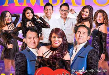Corazón Serrano la rompe en Tambo Grande - Radio karibeña - RADIO KARIBEÑA