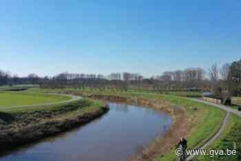 Fietsbruggen over de Dijle verbinden Rijmenam, Boortmeerbeek... (Bonheiden) - Gazet van Antwerpen Mobile - Gazet van Antwerpen