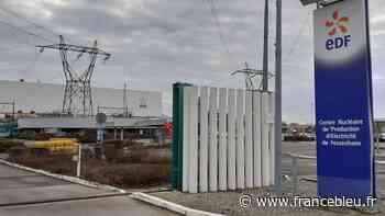 Centrale nucléaire de Fessenheim : les opérations de préparation au démantèlement se poursuivent - France Bleu
