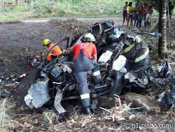Adolescente morre em acidente entre carro e carreta em Joaquim Gomes, AL - G1