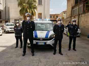 (VIDEO) Santa Maria a Vico. Un nuovo ufficio mobile per la Polizia Locale - La Rampa