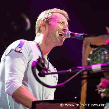 Coldplay set to headline 'spectacular' Glastonbury livestream