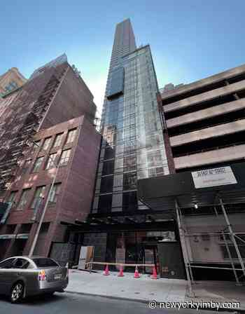 16 East 30th Street Wraps Up Construction in NoMad, Manhattan - New York YIMBY