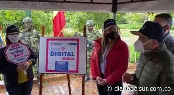 En Cundinamarca, conexión a Internet gratuito para Sesquilé y Suesca - Diario del Sur