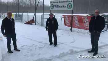 Fußball: Bad Saarow bietet sich 2024 als Base Camp für EM-Spieler an - moz.de