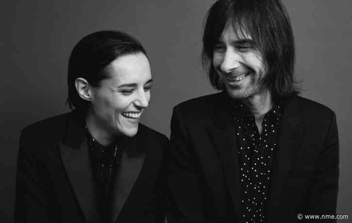 Bobby Gillespie and Jehnny Beth announce album 'Utopian Ashes' and share 'Remember We Were Lovers'