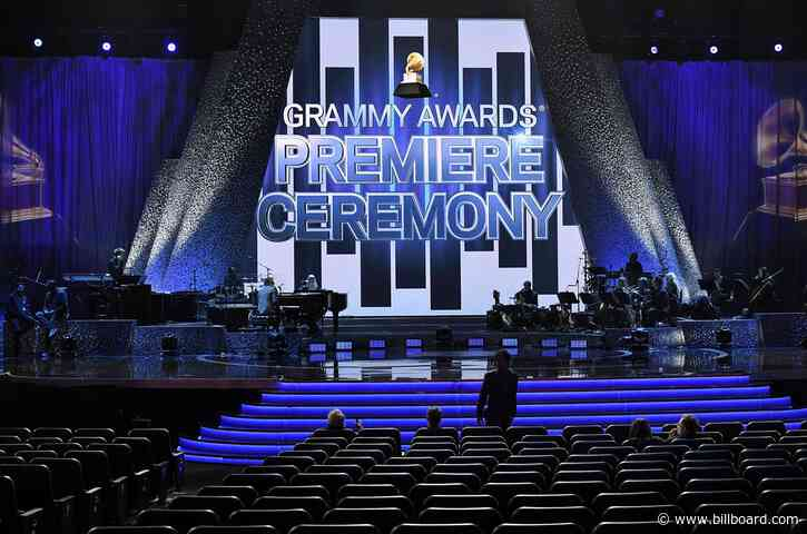 Grammy Awards Move to Monday for 2022 Awards Show