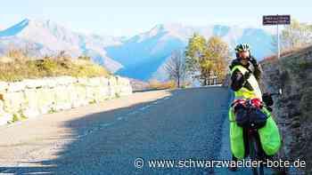 Aussteigerin aus Rottenburg: Bettina Kowalski ist seit über fünf Jahren auf der ganzen Welt unterwegs - Schwarzwälder Bote