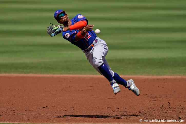 Mets, Francisco Lindor At Impasse In Extension Talks