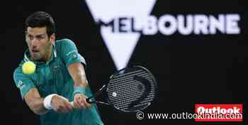 Australian Open: Novak Djokovic Eases Past Jeremy Chardy In Strong Start To Title Defence - Outlook India