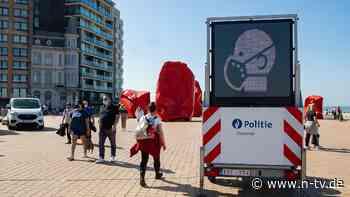 Urteil: Binnen 30 Tagen: Belgien muss Corona-Einschränkungen aufheben