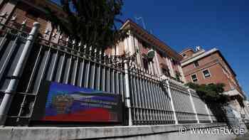 Italien weist Diplomaten aus: Kapitän soll für Russland spioniert haben