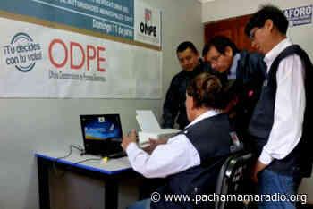 ODPE Putina gestiona sillas de ruedas para personas con discapacidad - Pachamama radio 850 AM