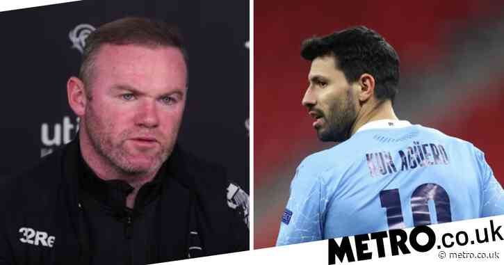 Wayne Rooney pays tribute to Sergio Aguero and names Thierry Henry as Premier League's greatest foreign import