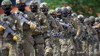 Amnestie für entwendete Munition: KSK-Kommandeur soll illegal agiert haben