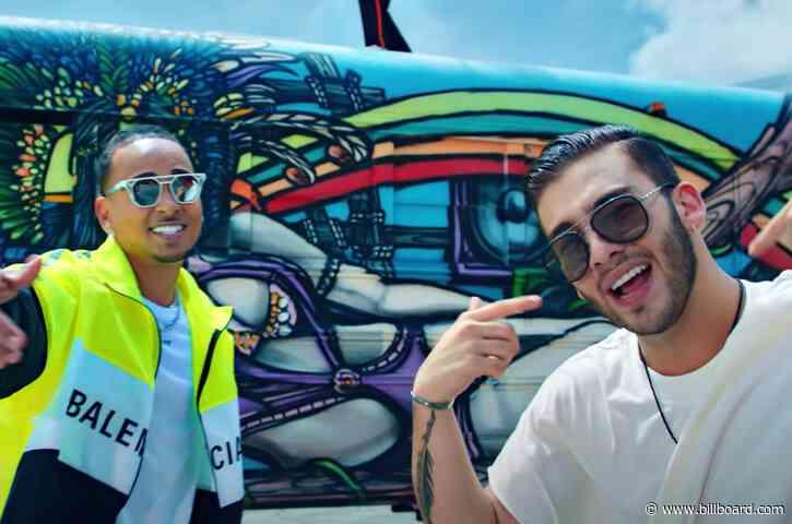 Ozuna & Manuel Turizo's 'Vaina Loca' Enters YouTube's Billion Views Club