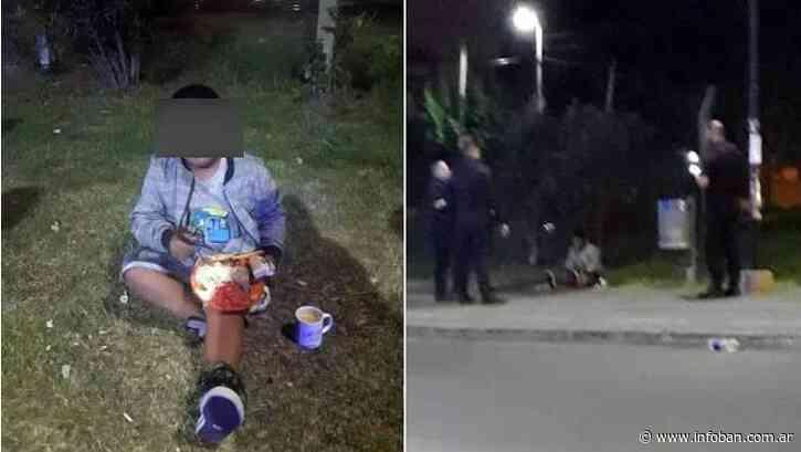 Un nene de 7 años fue abandonado en Grand Bourg - InfoBan