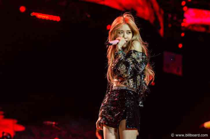 Here's When BLACKPINK's Rosé Will Drop Her 'Gone' Music Video