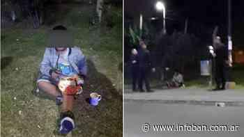 Un nene de 7 años fue abandonado en Grand Bourg - infoban.com.ar