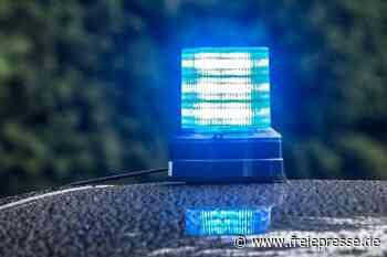Annaberg-Buchholz: Diebe wollen 700-Kilogramm-Tresor aus Geschäft stehlen - Freie Presse