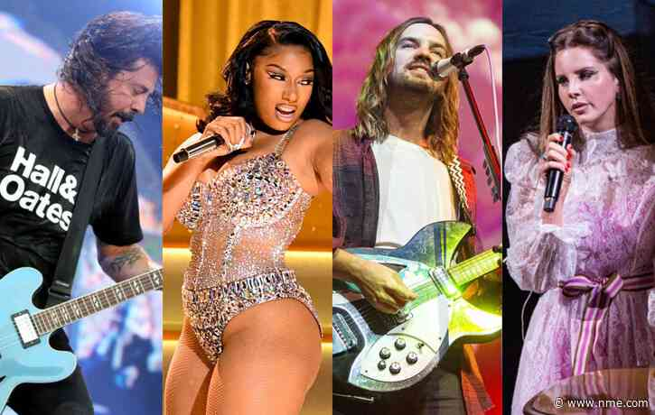 Foo Fighters, Megan Thee Stallion, Tame Impala and Lana Del Rey lead Bonnaroo Festival 2021 line-up