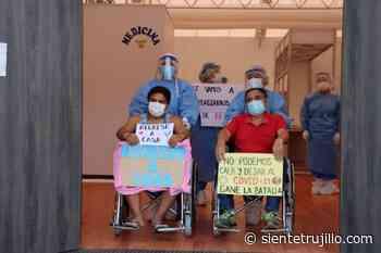 Alta a 478 pacientes recuperados de Covid-19 en CAT Ramón Castilla - Siente Trujillo