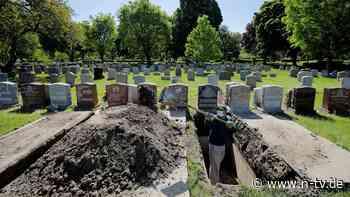 Vor allem Männer betroffen: Covid-19 dritthäufigste Todesursache in USA