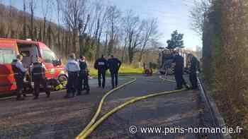 Une octogénaire meurt dans l'incendie d'une maison à Grand-Couronne - Paris-Normandie