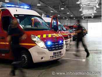 Incendie mortel à Grand-Couronne : la victime est une femme de 84 ans - InfoNormandie.com