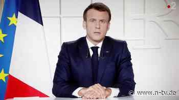 Macron kämpft um die Kontrolle: Frankreich geht wieder in den Lockdown
