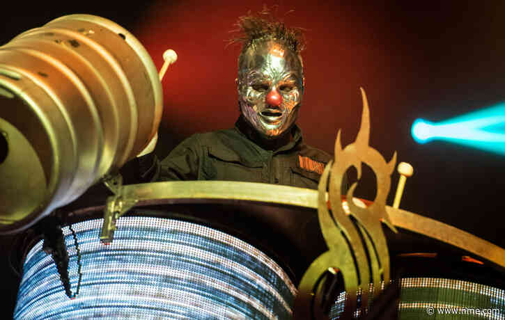 Slipknot's Clown is auctioning off a Knotfest Electric Theater NFT featuring projectile insects