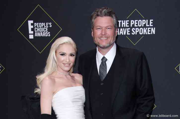 Blake Shelton Says He & Gwen Stefani Might Be Getting Married Sooner Than You Think