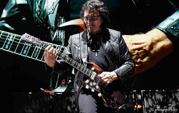 """Black Sabbath's Tony Iommi: """"I don't think rock is going to die"""""""