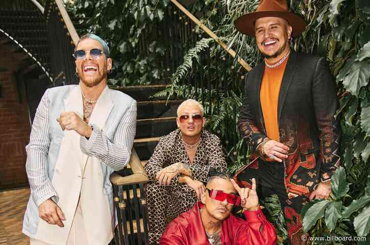 Piso 21 Adds Second Latin Pop Albums Chart Top 10 With 'El Amor En Los Tiempos del Perreo'