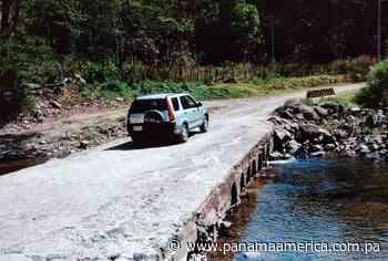 Reclaman la terminación del proyecto vial Sorá-Loma Larga-Manglarito en Chame - Panamá América