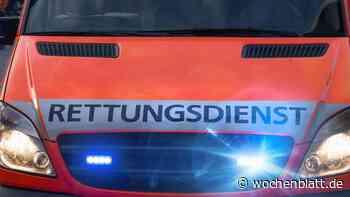 Rollerfahrer bei Unfall in Neunburg vorm Wald schwerst verletzt - Wochenblatt.de