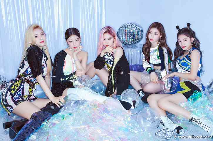 ITZY Are Maybelline's Newest Global Spokesmodels