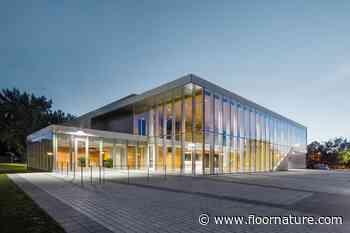Quai 5160 Verdun's new cultural centre designed by FABG of Canada - Floornature.com