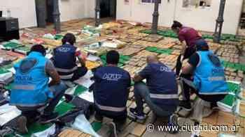 Secuestran en Los Cardales cinco toneladas de marihuana que eran trasladadas en camión desde... - Ciudad Magazine