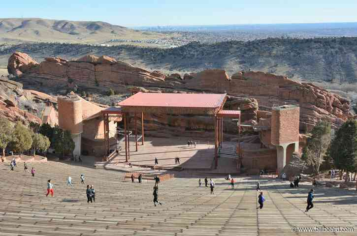 Red Rocks Amphitheatre Set to Reopen at Limited Capacity for 80th Anniversary