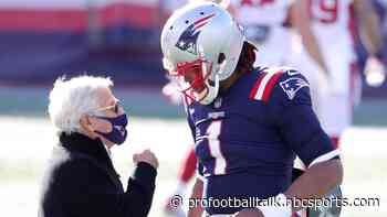 Robert Kraft: We have to solidify QB position one way or another