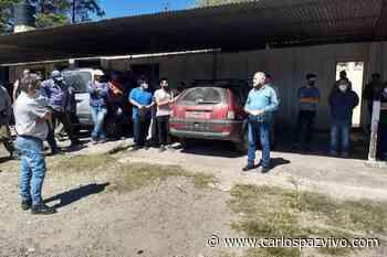 40 por ciento de aumento para los municipales de Valle Hermoso - Carlos Paz Vivo!