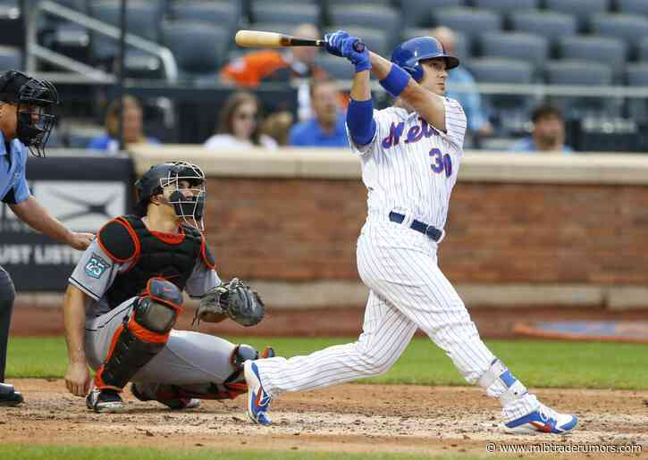 Latest On Talks Between Mets, Michael Conforto
