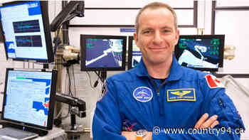 Quispamsis Students To Get Visit From Astronaut - country94.ca