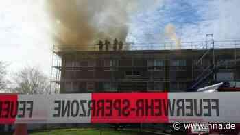 Nach Feuer in Fritzlarer Wohnhaus: Bewohner müssen um ihre Wohnungen bangen - HNA.de
