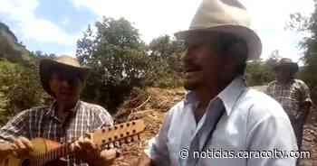 Campesinos componen canción a ver si se topan con una solución para esta vía destruida - Noticias Caracol