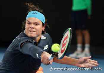 Canadian Milos Raonic out of Miami Open after round of 16 defeat - The Globe and Mail