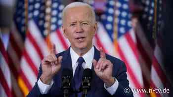 Billionen für die Infrastrutktur: Biden verspricht Amerikanern Jobwunder