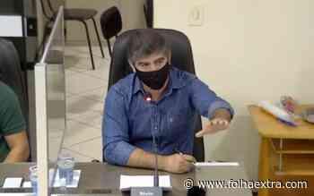 Em mais uma sessão polêmica, câmara de Wenceslau Braz discute projeto para imunizar professores e policiais - Folha Extra