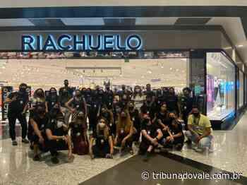 Loja Riachuelo do Ourinhos Plaza inicia operação com vendas online - Tribuna do Vale